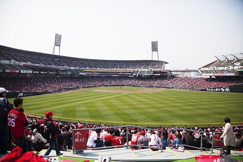 マツダzoomzoomスタジアム:広島カープ本拠地